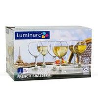 Фото Набор Luminarc OC3 French Brasserie из 6 бокалов для вина H9451/1
